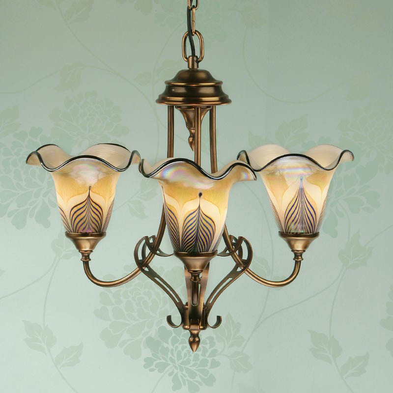 3 And 5 Arm Chandeliers from Easy Lighting