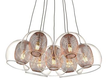 Copper lighting pendants Bedroom Calabasas Light Decorative Ceiling Pendant Copper Finish Itl10037 Easylighting Copper Pendant Lights From Easy Lighting