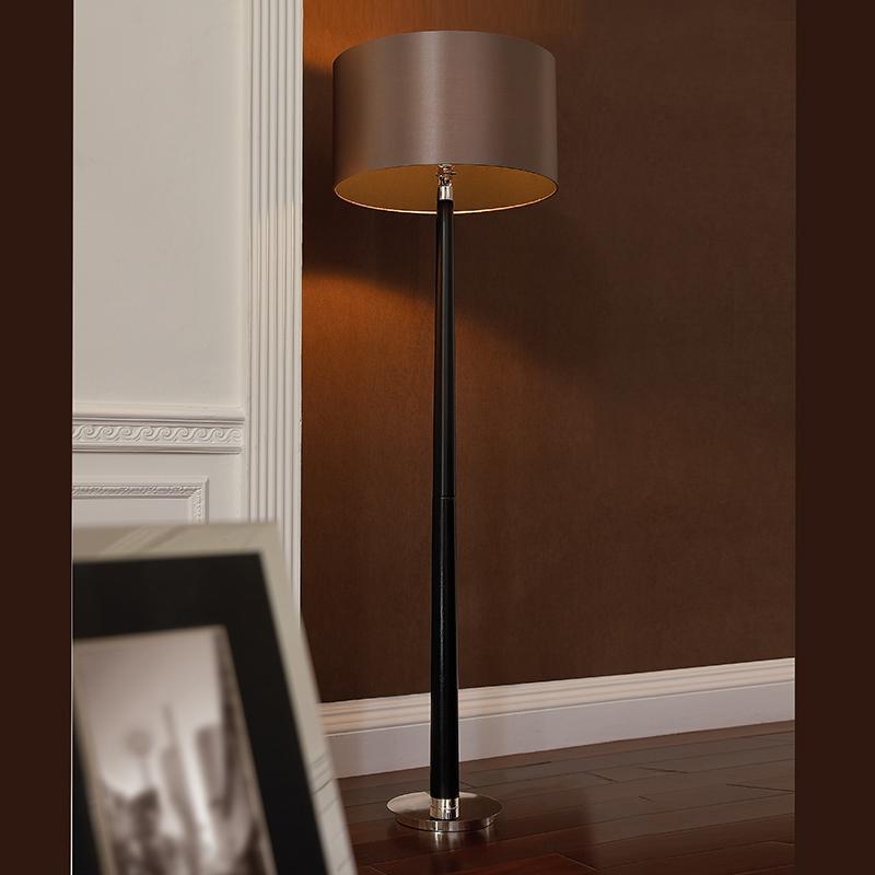 Wall Hugger Floor Lamp : Endon Cornell Walnut Wood Wall Light - CORVINA-1WB from Easy Lighting