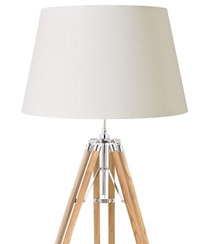 Endon tripod sheesham wood tripod floor lamp eh tripod fldw endon tripod natural wood tripod floor lamp eh tripod flna aloadofball Gallery