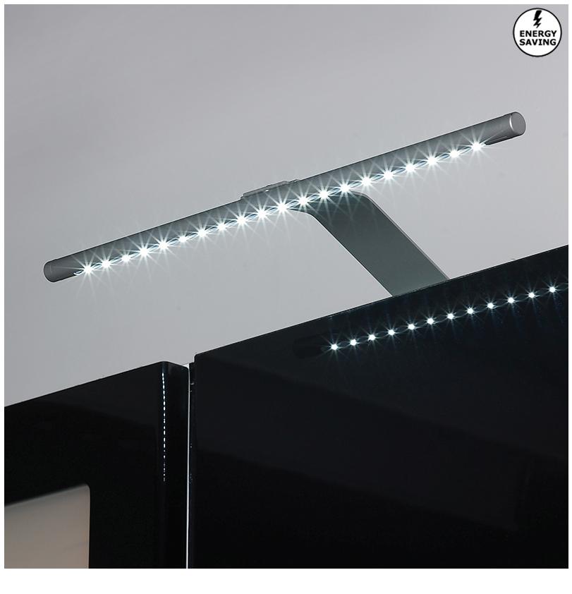 Above Kitchen Cabinet Lighting: Endon LED Over Kitchen Cabinet Light, Grey