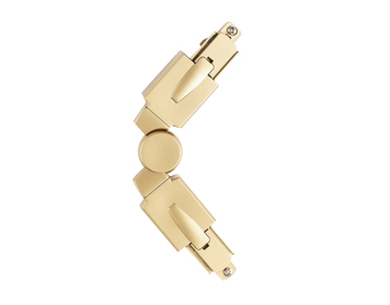Endon Flexi-Connector, Antique Brass Finish - EL-10103-AN