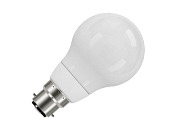6.8w BC/B22 LED GLS Dimmable Bulb, Opal Warm White - ENES8119