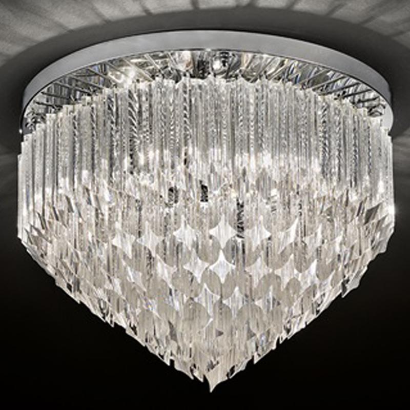 Franklite Valentina Crystal & Chrome Large Triple Wall Light - FL2266/3 from Easy Lighting