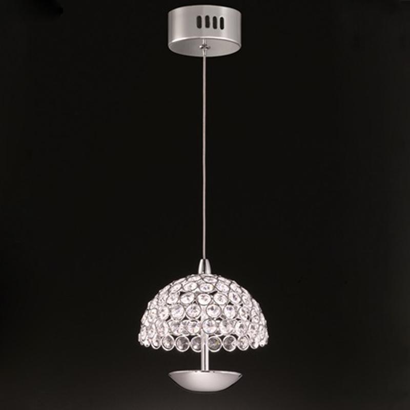 Franklite 39 Illusion 39 3 Light LED Ceiling Pendant Polished Chrome FL