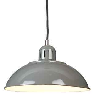 Elstead Franklin 1 Light Ceiling Pendant Light, Cream - FRANKLIN/P GY