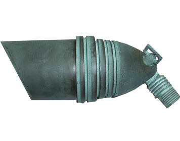 Elstead Garden Zone Bronze 6 12v Spotlight, Verdigris - GZ/BRONZE6