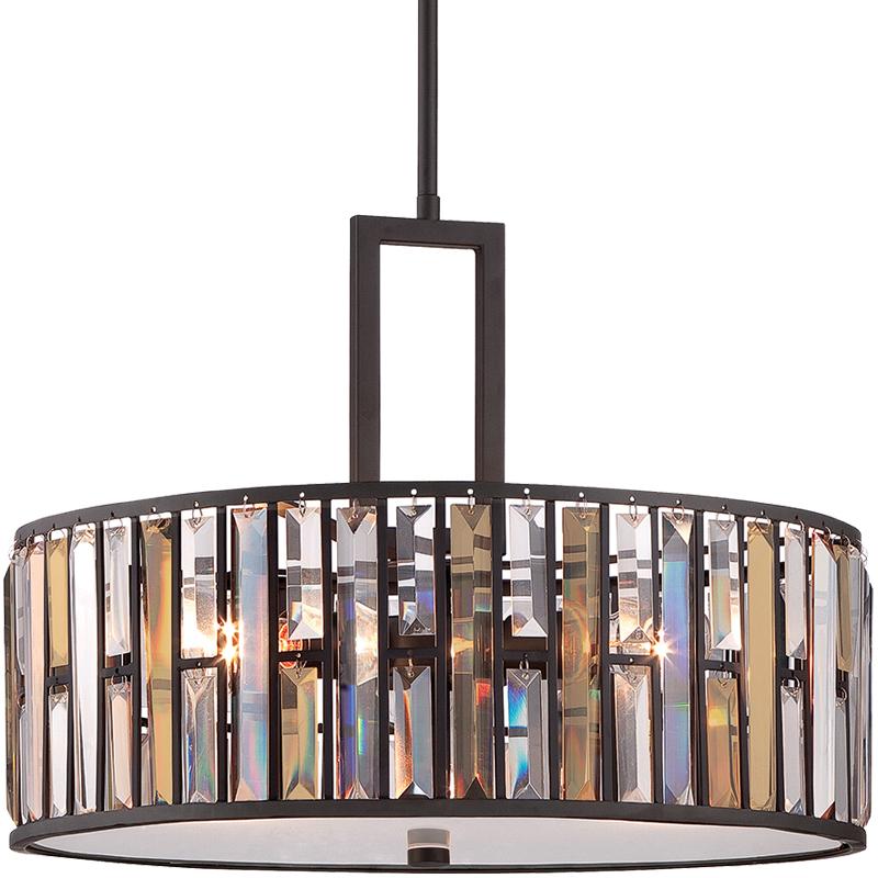 Franklite Fl2382 12 Duchess 12 Light Pendant Fitting: Crystal Pendant Lights From Easy Lighting