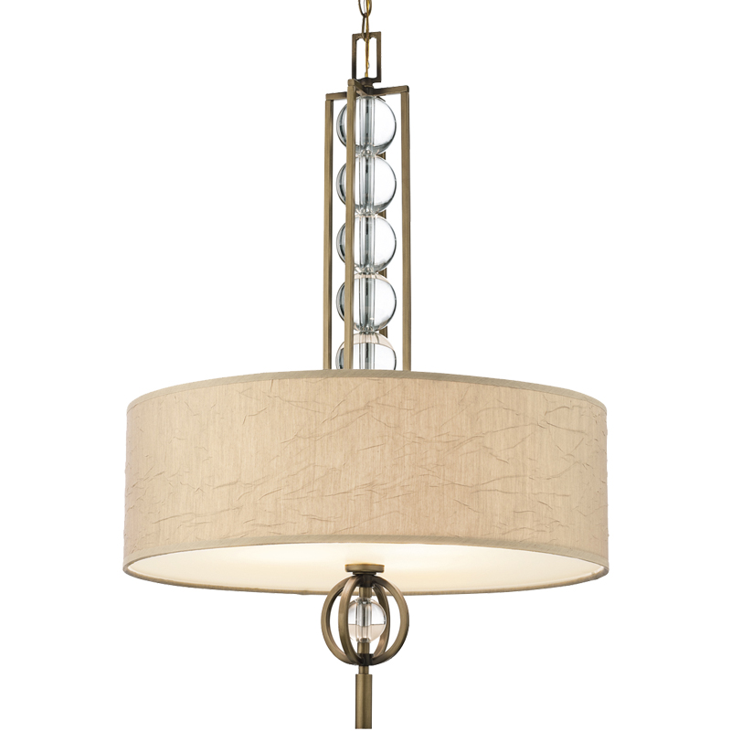 Elstead Kichler Celestial 6 Light Rectangular Chandelier