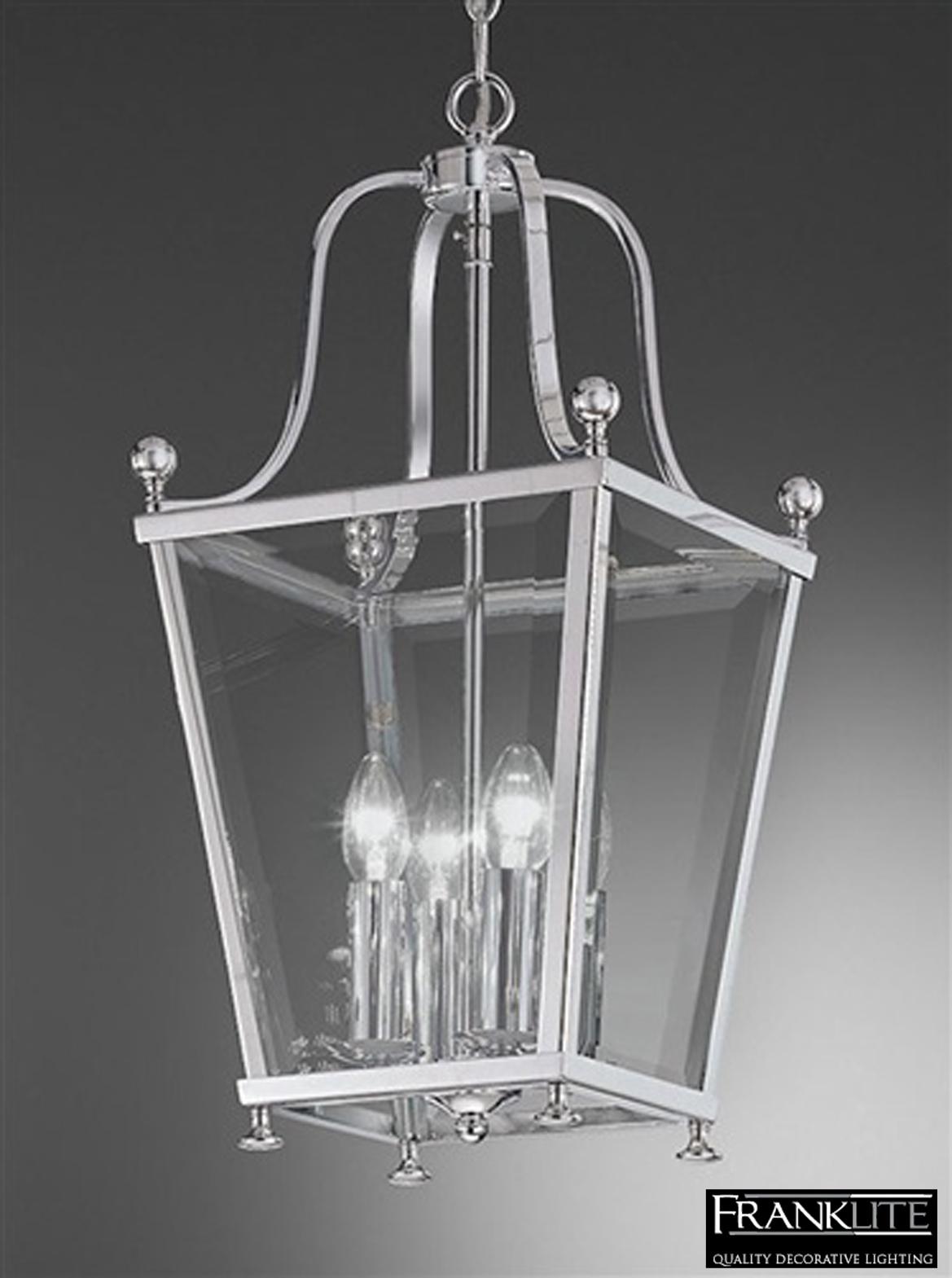 Franklite atrio small 4 light chrome lantern pendant ceiling franklite atrio small 4 light chrome lantern pendant ceiling fitting la70024 aloadofball Choice Image