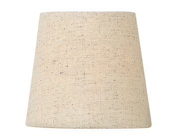 Elstead LS322 Shade Clip Shade, Linen Finish - LS322