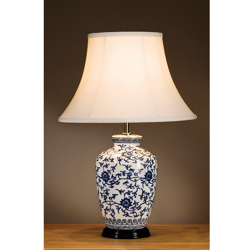 Ceramic Table Lamps : Ceramic and porcelain table lamps from easy lighting