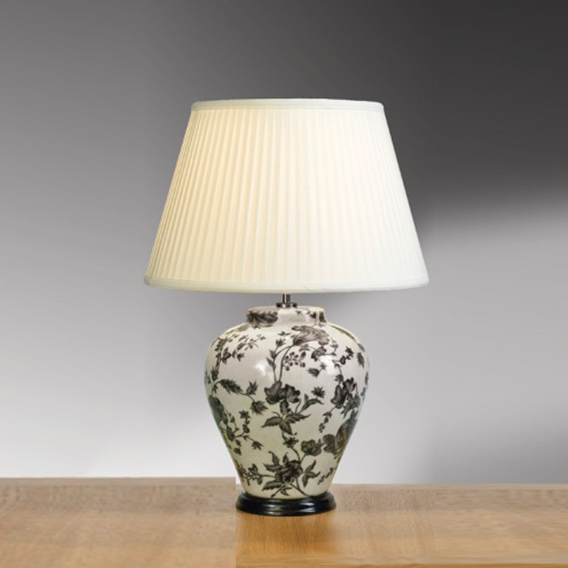 Ceramic And Porcelain Table Lamps From Easy Lighting