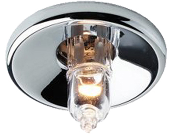 Firstlight Low Voltage Mini Halo Recessed Downlight, Chrome Finish - LV1350CH