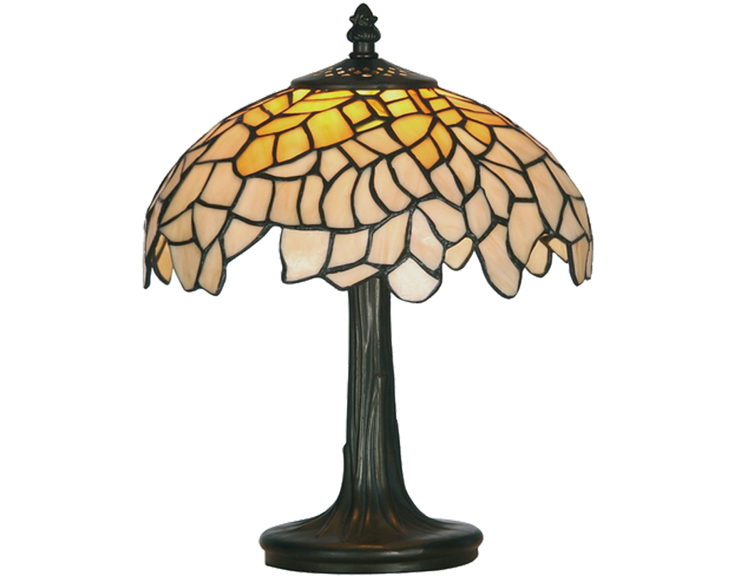 Oaks Lighting Titania Tiffany Table Lamp - OT 1302/10 TL
