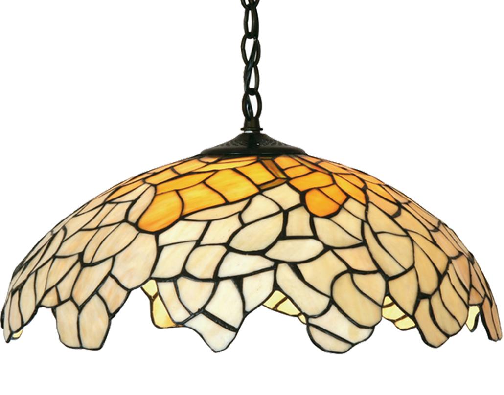 easy lighting. Oaks Lighting \u0027Titania\u0027 Tiffany Ceiling Light - OT 1302/16 P Easy