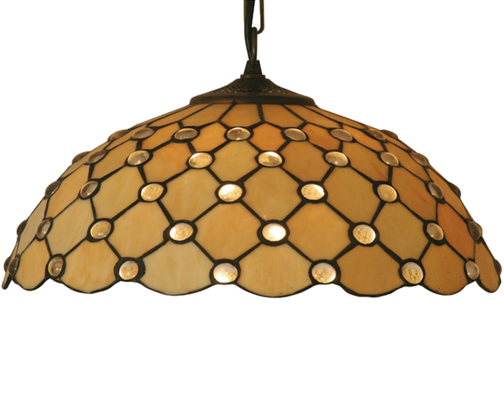 Tiffany ceiling lights from easy lighting oaks lighting jewel tiffany ceiling light ot 156214 p aloadofball Image collections