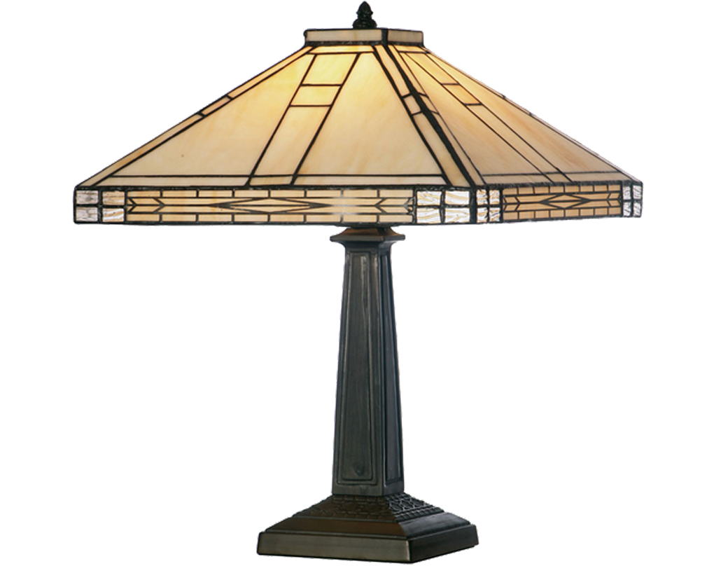 Oaks Lighting Ophelia Tiffany Table Lamp - OT 1849/12 TL