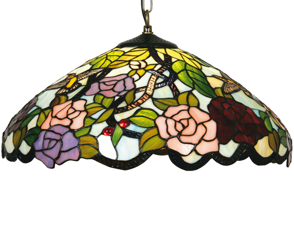 Tiffany ceiling lights from easy lighting oaks lighting aspen tiffany ceiling light ot 251016 p aloadofball Gallery