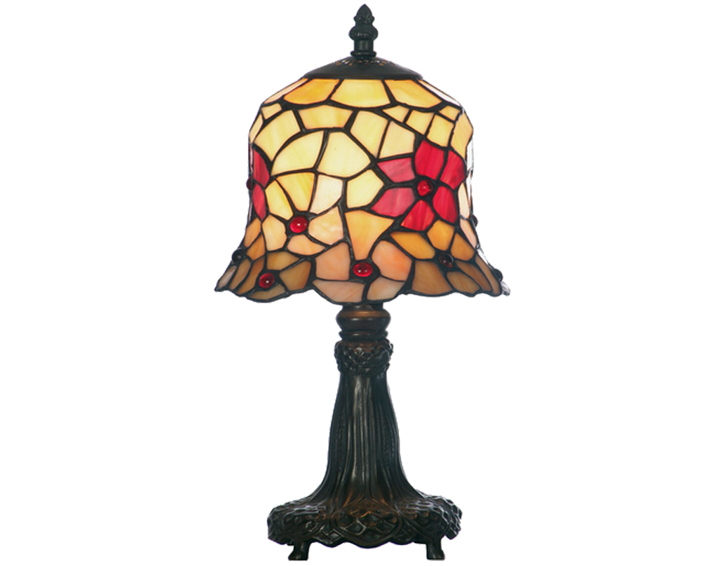 Oaks Lighting Cordelia Tiffany Ceiling Light - OT 7037 TL