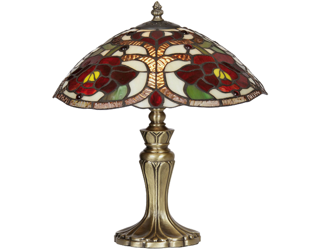 dp amazon com tiffany style lamp table red dragonfly