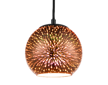 Glass And Acrylic Pendant Lights From Easy Lighting