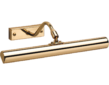 Firstlight Picture Light, Brass - PL14BR
