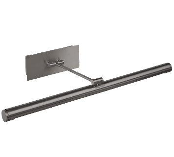 Firstlight Low Energy Picture Light, Brushed Steel - PL21BS