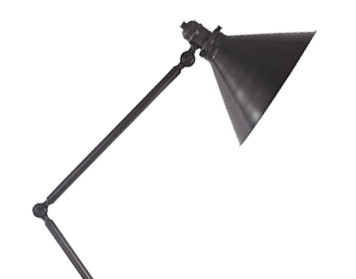 Elstead Provence Floor Lamp, Old Bronze Finish - PV/FLOB