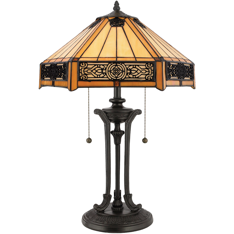 Tiffany Table Lamps From Easy Lighting