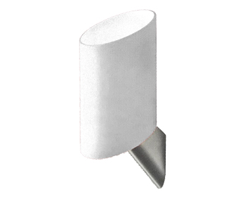 Azzardo Rosa Wall Light, White Finish - AZ0141
