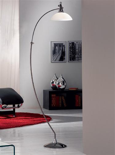 Franklite asti black chrome floor standing lamp sl116 from easy franklite asti black chrome floor standing lamp sl116 aloadofball Choice Image