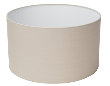 Searchlight 400mm Brown Drum Shade - SO1101BR