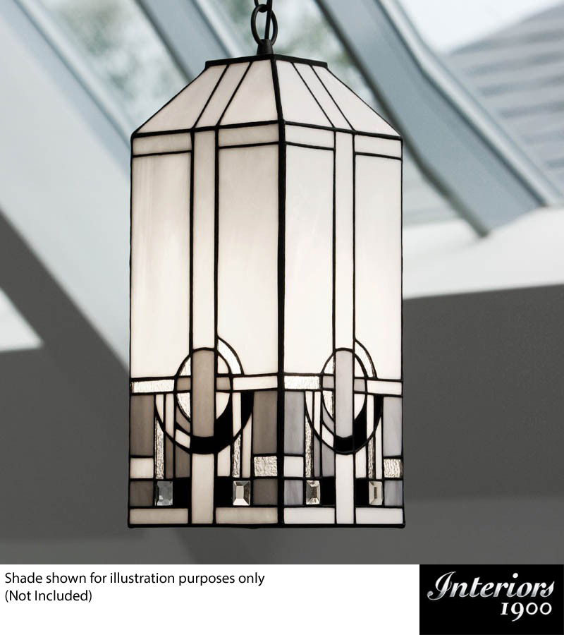 Interiors 1900 Ceiling Pendant Fitting Only Bronze