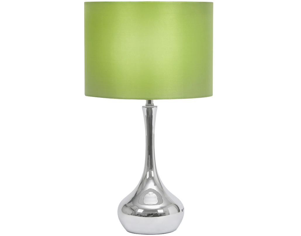 Contemporary table lamps from easy lighting oaks lighting juno touch table lamp green tl 101 gr aloadofball Image collections