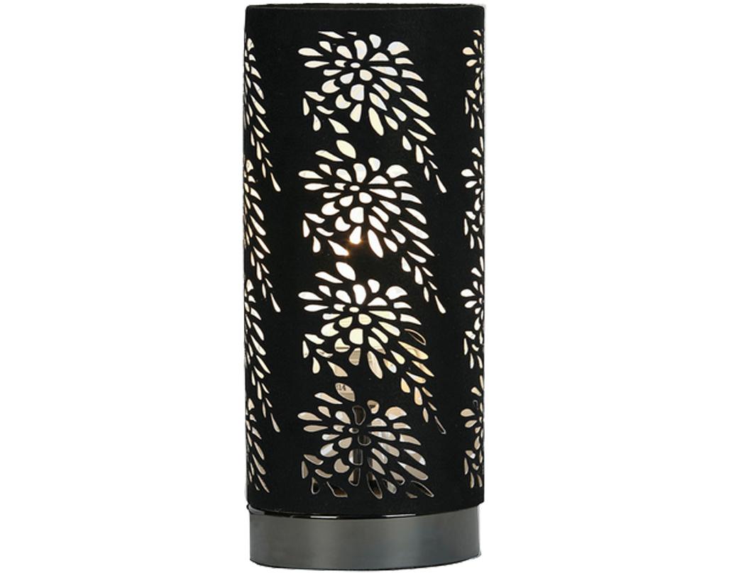 Oaks Lighting U0027Temau0027 Touch Table Lamp, Mirror Black   TL 905 MB