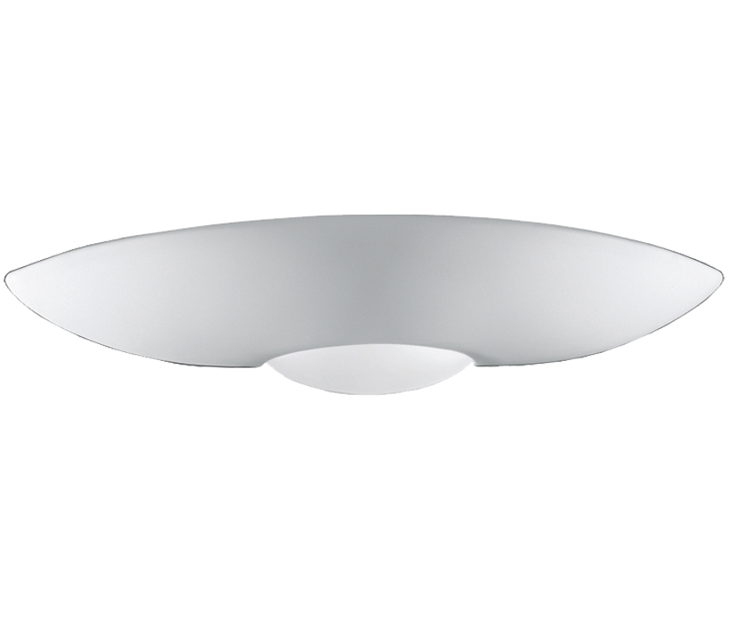 Franklite 1 Light Uplighter Wall Light, Paintable Ceramic Finish - WB252 None